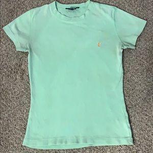 Green Ralph Lauren T-shirt